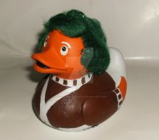 Oompa Loompa Duck by BlueSaltwaterTaffy