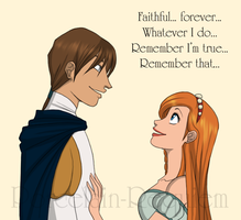 Faithful... forever... by Porcelain-Requiem