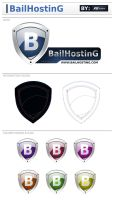 Logo Bail Hosting by Art-vibrant