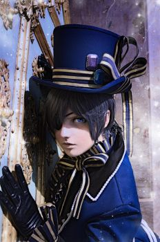 CIEL PHANTOMHIVE - Cosplay - Lord by Shinkan-Seto