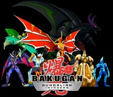 Bakugan Gundalian Invaders wallpaper 3 by Pyrus-Leonidas