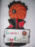 Gimme cookies by LilCherryBlossom14