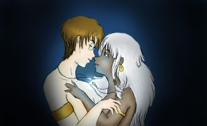 Milo and Kida's questions by Cherrie-Keane