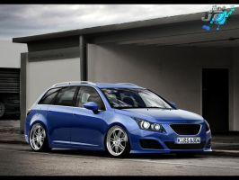 Chevrolet Cruze by Joel-Design