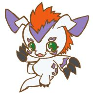 Gomamon by inopoke