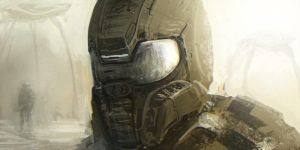 Soldier's Visor by tobylewin