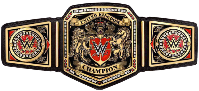 WWE UK Championship by Nibble-T