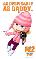 Despicable Me 2 by Menechi