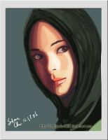 Hijab by shadowdevil502