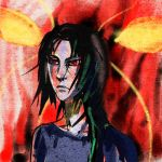 just another sketchy itachi by Koganeiro