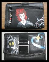 KH- Axel Leather Wallet by Chimaera-Stormhawk
