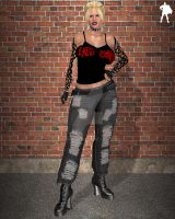 Commission: Demonia 2 by Supro3D