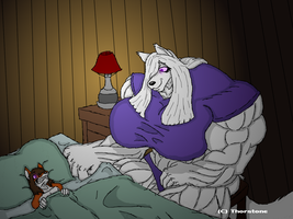 Mother And Son by Thorvrog