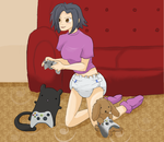Reina Gaming By Toddlergirl by ReinaHW