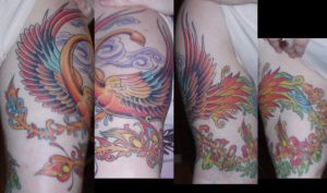 My Half Sleeve by SarahMame