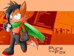 pure the fox by McKimson