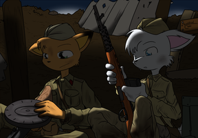 comm: in the trenches by Sandwich-Anomaly
