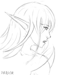 Elf by drasor