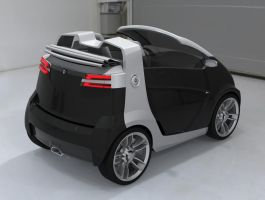 Smart ForTwo Concept 02 by bradders31