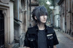 Final Fantasy XV - Noctis by Krisild