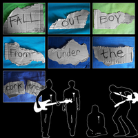 fall out boy - cover idea by ukurban