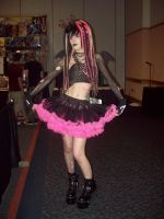 MetroCon09: awesome outfit by Butterflier00