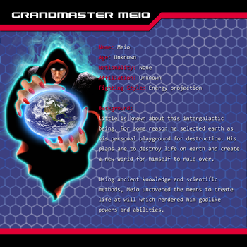Strider Fall of the Grandmaster - Meio's Profile by Hyde209
