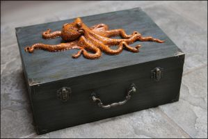 Octopus2 by RandyHand
