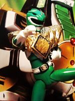 ULTIMATEfiguarts - Green with Evil by ULTIMATEbudokai3