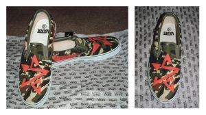 These Shoes are so Scene... by YouwithoutMe