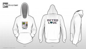 Retro Love by jericito1