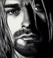Kurt Cobain by Rick-Kills-Pencils