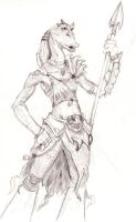 Gungan Female Anatomy by StuCunningham