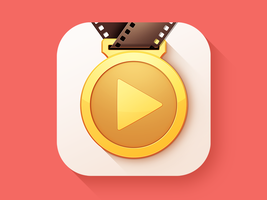 Coaching App Icon Design by Ramotion