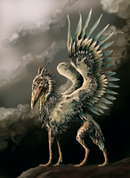Carrion Griffin II by Aetharius