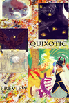Quixotic Preview: Persian Magic by Rosiana