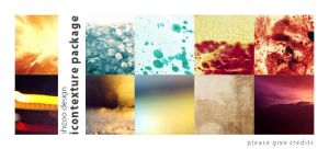 Icontexture Package 36 by shizoo-design