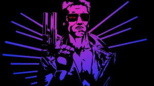 Terminator Vector by funksoulfather