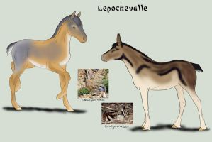 Lopochevalle_Breed_WIP by Kysan