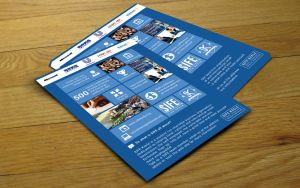 SIFE Keele Concept Flyer by SolidSilver