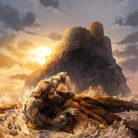 The Count of Monte Cristo by nikogeyer