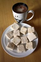 Baileys Marshmallows by behindthesofa