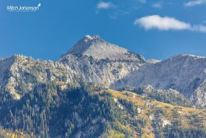 Wasatch Lone Peak by mjohanson