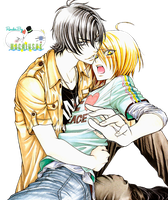 Love Stage! Render by MochiUsUk