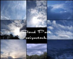 Cloud Pack by seiyastock