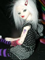ball jointed doll Keekoh by Kccola7