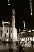 Dalle stelle alla Piazza by Yukihapax