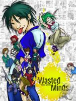 Gift: Wasted Minds by ShadowPhoenixStudios