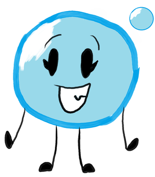 some nice bfdi art of my favorite character ^_^ by Midnight-Absol