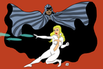 Cloak and Dagger by EarthmanPrime